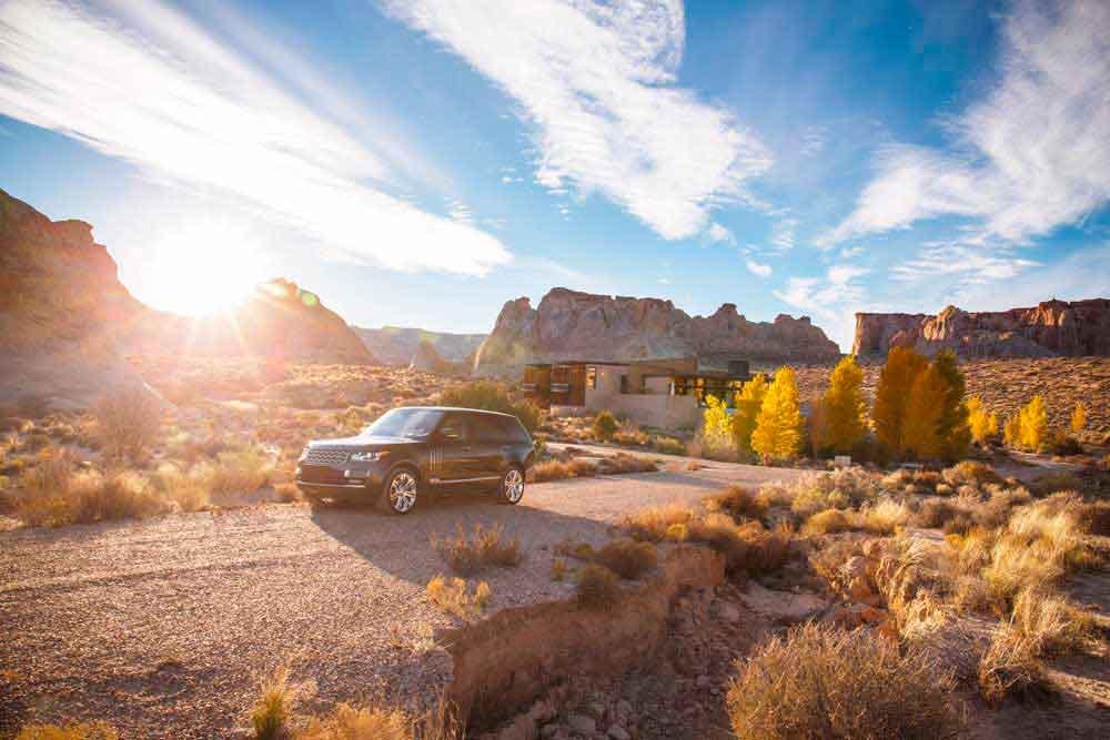 Rent Range Rover Vogue