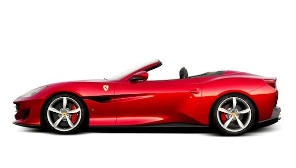 Rent Ferrari