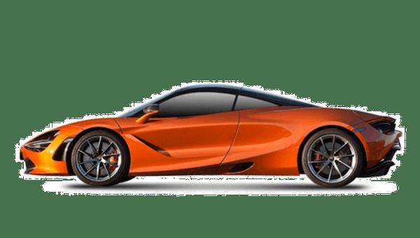 Rent Luxury Car McLaren