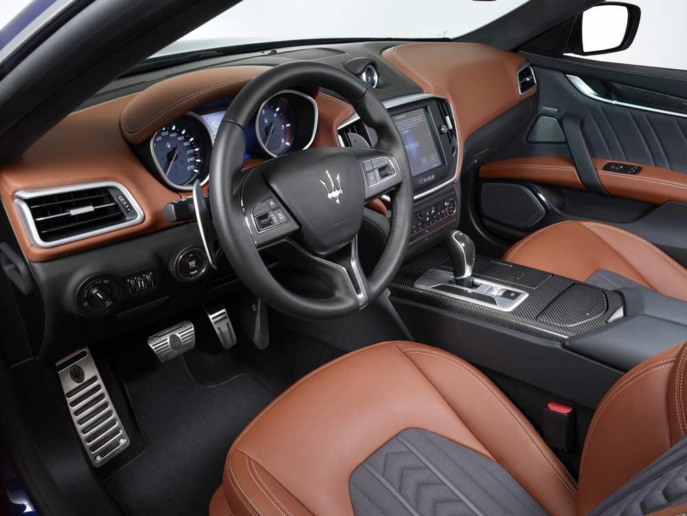 rent Maserati Europe