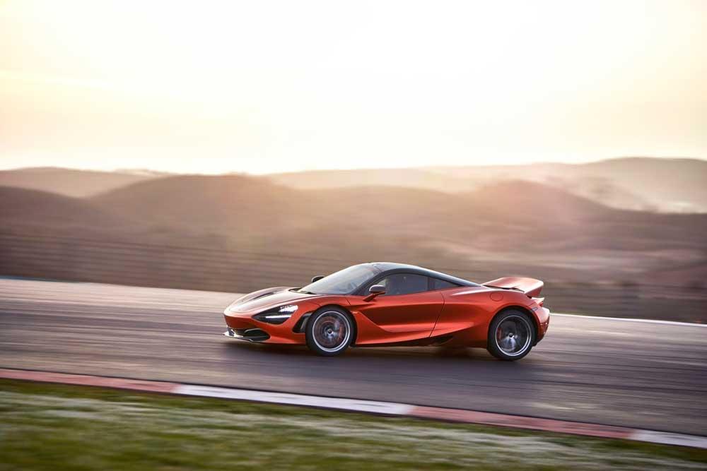Rent a McLaren