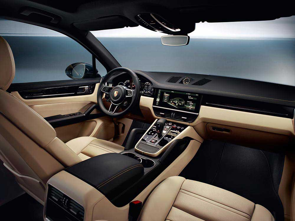 Rent Porsche Europe